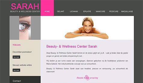 Beauty- en Wellness center Sarah