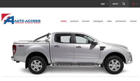 Auto Access Automotive Accessories